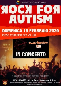 Rock for Autism